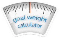 Goal weight calculator