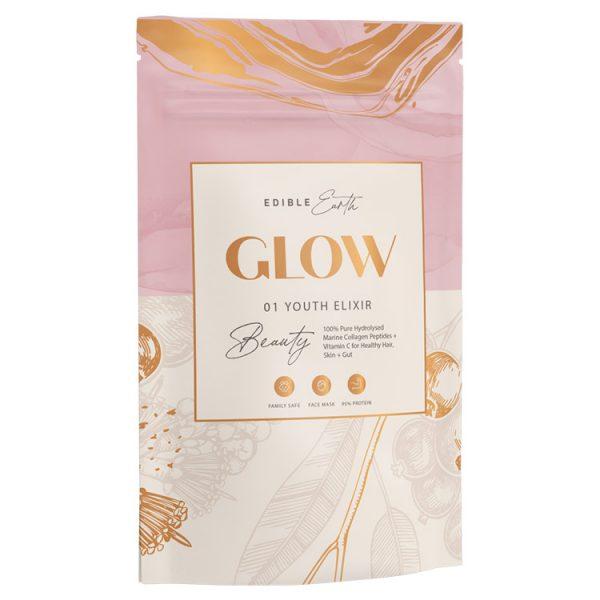 Edible Earth Glow Youth Elixir