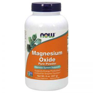 Now Magnesium Oxide