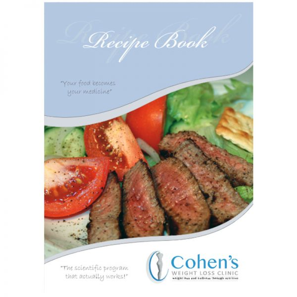 Cohen's Recipe Book